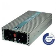 Autós inverter 12V-220V 1200W HighPower HPL 1200-D-12 (512970)