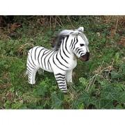 Grevy's Zebra Stuffed Animal - 16 Aurora Signature Plush Toy Zebra