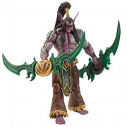 Neca - Figurina Heroes Of The Storm - Illidian 18Cm - 0634482454022