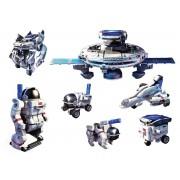 Energiatakarékos 7 az 1 ben összeszerelhető játék szett Space