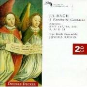 J.S. Bach - Cantates (0028945570624) (2 CD)