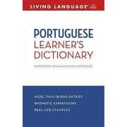 Portuguese Learner's Dictionary by Living Language