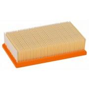 Филтър плосък нагънат целулозен за GAS 35-55, 2607432033, BOSCH