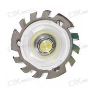 1W MR11 70-Lumen White LED Light Bulb (12V DC)