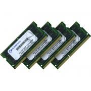 Mémoire Nuimpact 64 Go (4 x 16 Go) DDR4 SODIMM 2400 MHz PC4-19200 iMac 2017