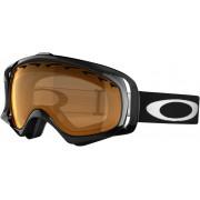 Oakley Crowbar Snowboardbrille Herren in schwarz