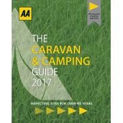 Campinggids Caravan & Camping Britain & Ireland 2017 | AA