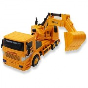 Sani International Super Power Friction Construction Truck