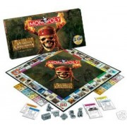 Usaopoly Pirates Of The Caribbean Collector's Edition Monopoly by USAopoly