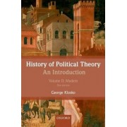 History of Political Theory: An Introduction: Modern Volume II by George Klosko