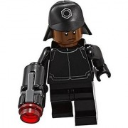 LEGO Star Wars: The Force Awakens - First Order Crew Minifigure with Hat and Blaster
