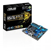 ASUS M5A78L-M PLUS/USB3 AMD 760G Socket AM3+ Micro ATX scheda madre