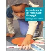 Beobachtung in der Montessori-Pädagogik by Silke Allmann