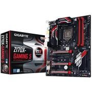 Gigabyte GA-Z170X-Gaming 5 Intel Z170 LGA1151 ATX - cartes mères (DIMM, DDR4-SDRAM, Dual, Intel, Celeron, Core i3, Core i5, Core i7, Pentium, LGA1151)