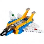 Lego Creator 31042 Super ścigacz - Gwarancja terminu lub 50 zł! BEZPŁATNY ODBIÓR: WROCŁAW!