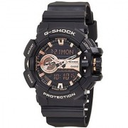G-Shock Analog-Digital Copper Dial Mens Watch - GA-400GB-1A4DR(G650)