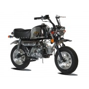 Moto GORILLA 125 SKYBONGO - SKYTEAM - Chrome