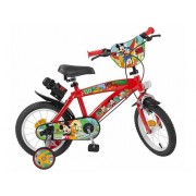"Bicicleta 14"" Mickey Mouse Club House, baieti"