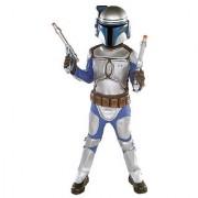 Jango Fett Costume Child Medium Size 8-10