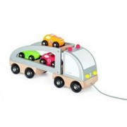 Camion Transport Auto - Janod (J05603)