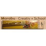 Ecsetkészlet - Marabu Universal - 4db-os