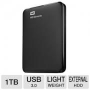 1TB Western Digital Elements Portable SE 2.5 USB3.0 WDBUZG0010BBK kulso merevlemez