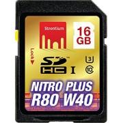 Strontium Nitro Plus 16GB UHS-1(U3) SDXC Card