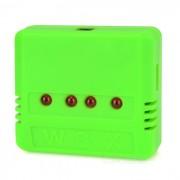Cargador X4 Quad-USB para HUBSAN / de Syma / UDI / JXD / Yizhan / JJRC / DFD - Verde