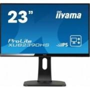 Monitor LED 23 Iiyama XUB2390HS-B1 Full HD 5ms Negru