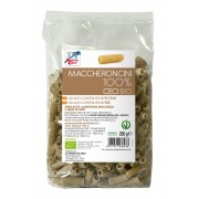 Paste bio Maccheroncini din naut 100% - 250g (produs vegan)