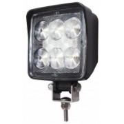 Lampa patrata - lumina de lucru FLOOD cu 6 LED-uri