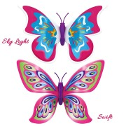 Set 2 bucati Fluturasul magic – Sky Light si Swift