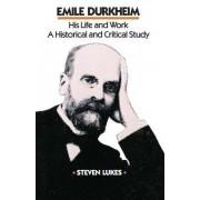 Emile Durkheim by Steven Lukes