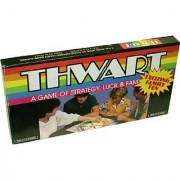 THWART A Game of Strategy Luck & Family Fun Patomike Games