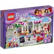 LEGO® Friends Cafeneaua cu brioșe din Heartlake 41119