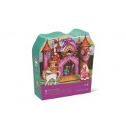 32 Piece Princess Palace Shaped Floor Puzzle by Crocodile Creek