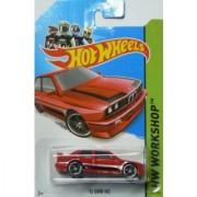 Hot Wheels 2014 Hw All Stars Workshop Red 92 Bmw M3 195/250