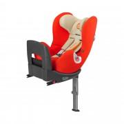 CYBEX Platinum Sirona Kindersitz mit Isofix-Base Design 2017 beige