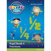 Heinemann Active Maths Northern Ireland - Key Stage 1 - Exploring Number - Pupil Book 4 - Fractions by Amy Sinclair