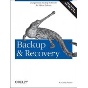 Backup and Recovery by W.Curtis Preston