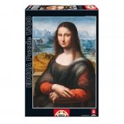 Educa Mona Lisa puzzle, 1500 darabos