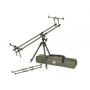 JRC Euro Pod 3-4 rod with carry case
