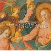 The Tallis Scholars Sing Thomas Tallis - Disque Anniversaire, 500 Ans De La Naissance De Thomas Tallis : Oeuvres Diverses