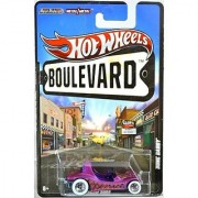 2012 Hot Wheels Boulevard Show Rods DUNE DADDY 1:64 Scale Diecast Real Riders