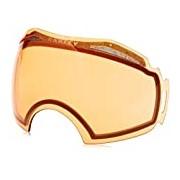 Oakley Airbrake Replacement Lens Screen Ski Masks, unisex, Airbrake, Persimmon, One Size