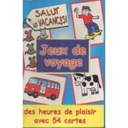 Jeu De Voyage Pour Les Tout Petits : Salut Les Vacances !