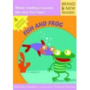 Fish And Frog Slipcase by Michelle Knudsen