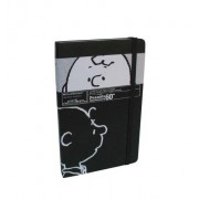Moleskine Peanuts large plain notebook. 60th anniversary, limited edition