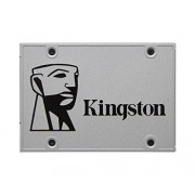 Kingston SSDNow UV400 120GB SATA 3 2.5-inch Solid State Drive (SUV400S37/120G)