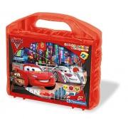 """Clementoni """"Cars 2"""" Cubes Puzzle (12 Piece)"""